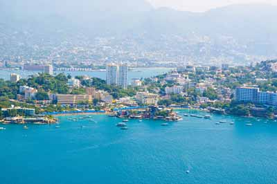 attractions in Acapulco